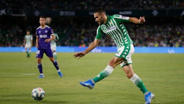 """Pedraza - Betis -: """"Llevo mucho tiempo sin jugar y quiero demostrar que puedo quedarme"""""""