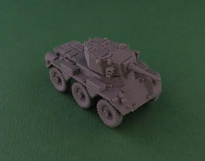 FV601 Saladin Armoured Car picture 3
