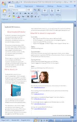 PDF CONVERTER TO 3.5.0 TÉLÉCHARGER FREE WORD ANYBIZSOFT