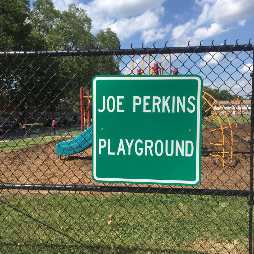 Basketball Courts And Playground Named For Norman Oliver And Joseph ...