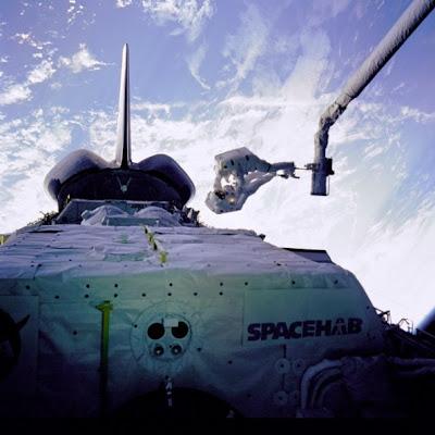 Fotos de caminatas espaciales 20