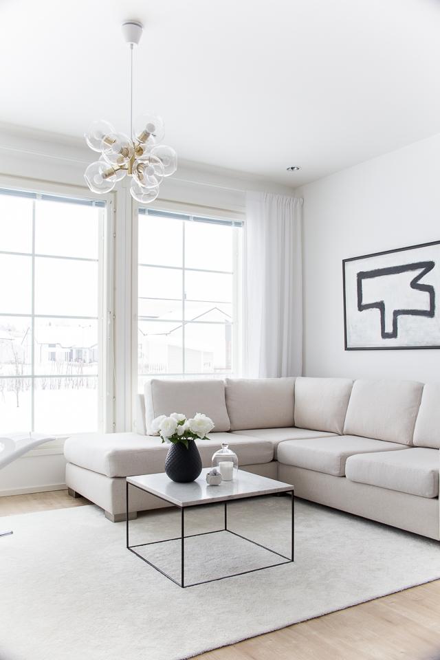 villa h, olohuone, livingroom, sisustus, hattara-matto