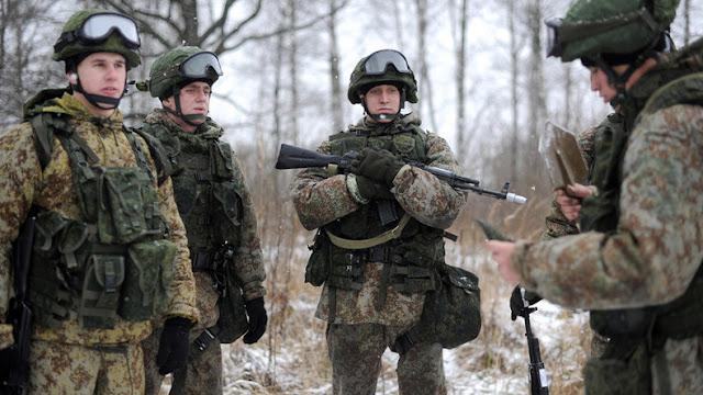 Πολιτικές Προσωπικού στον Ρωσικό Στρατό