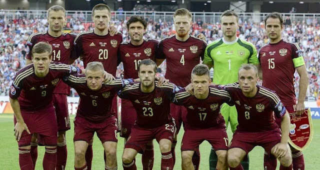 Guia da Euro 2016: Rússia