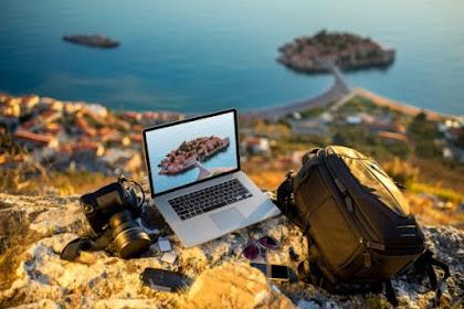 Inilah 6 'Senjata' yang Wajib Dibawa oleh Seorang Travel Blogger atau Vlogger