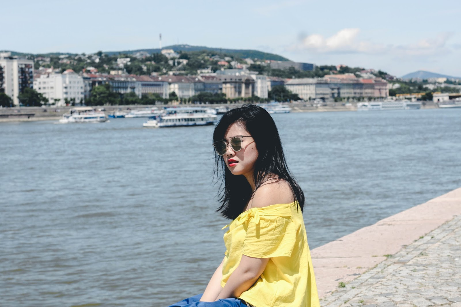 budapest, europe, travel, summer holiday, look book, street style, photography, stylist, ootd, fashion, sunny, stylexstyle