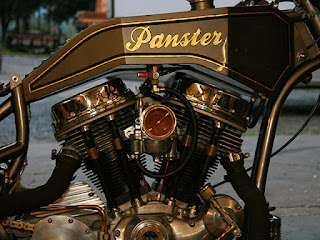 panster sportster by lc fabrications engine right