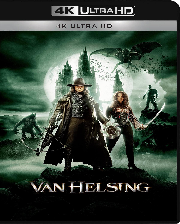 Van Helsing [2004] [UHD] [2160p] [Latino]