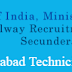 RRB Secunderabad Technician Hall Ticket 2017 and RRB Sec Technician Hall Tickets 2017-2018 as soon at rrbsecunderabad.nic.in