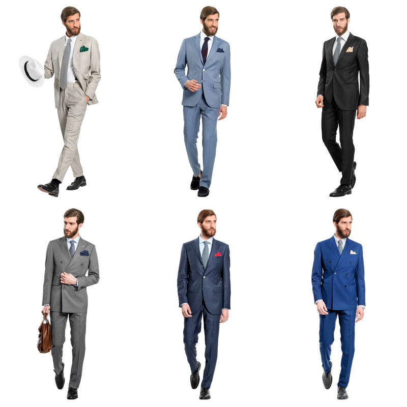 lookbook lanieri uomo