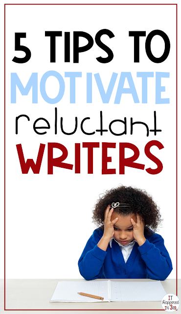 writing-activities-for-reluctant-writers