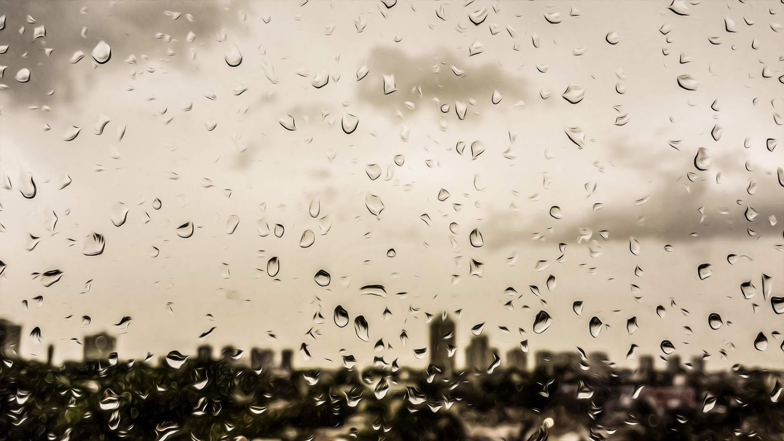 Jangan Pernah Membenci Hujan