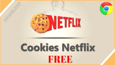 cookies netflix grátis