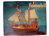 barco pirata famobil