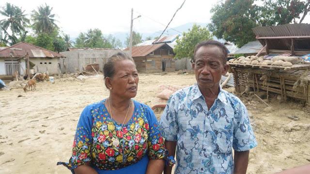 Kisah Arsan Selamat Digulung Tanah di Sigi karena Peluk Pohon Pisang