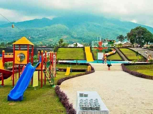 Wisata buat anak di Jendela Alam Lembang Bandung