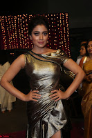 Shreya Saran in Skin Tight Golden Gown ~  Exclusive 030.JPG