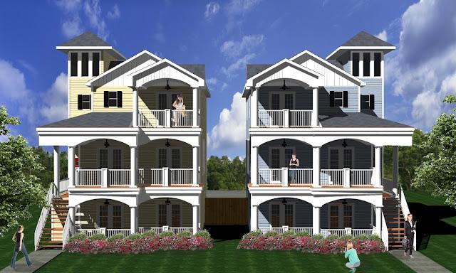 Desain Rumah Kontrakan Modern Mewah Esklusive