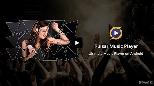 Pulsar music player pro latest apk