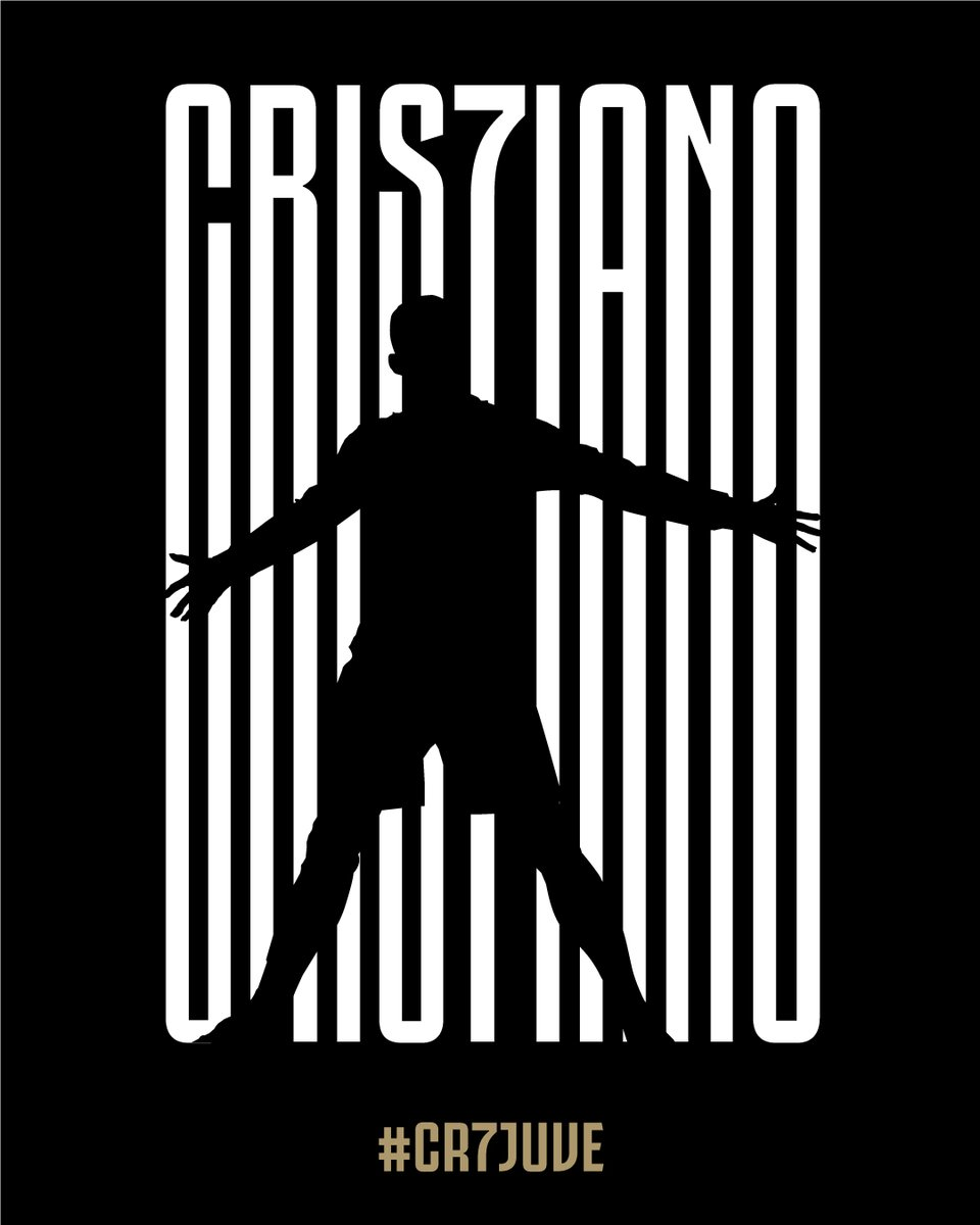 Juventus announce the signing of Cristiano Ronaldo from Real Madrid