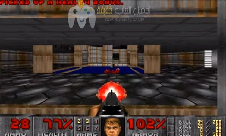 تحميل لعبة Doom 1 الموبايل