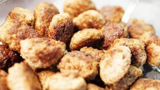 Cara membuat bakso goreng