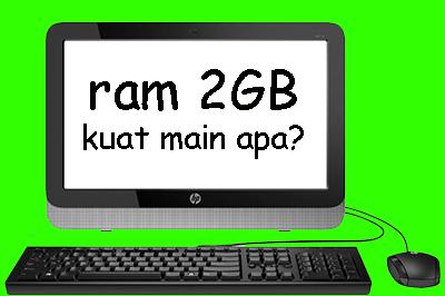 35+ Game PC Ringan Terbaik Untuk Komputer dengan RAM 2GB