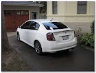 Nissan Sentra TINTED WINDOWS