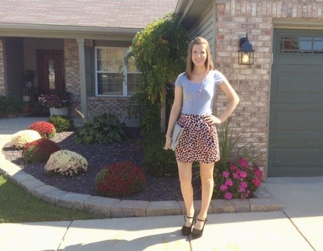 Fall Skirt