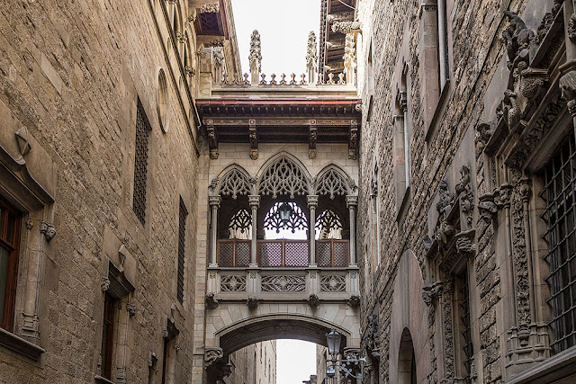photography photo gothic quarter barcelona spain catalonia