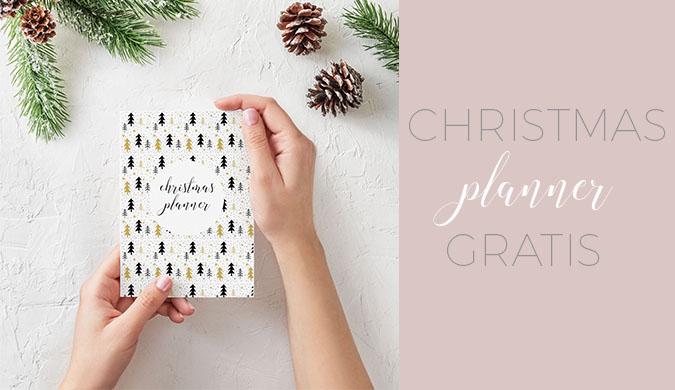 Christmas planner gratis