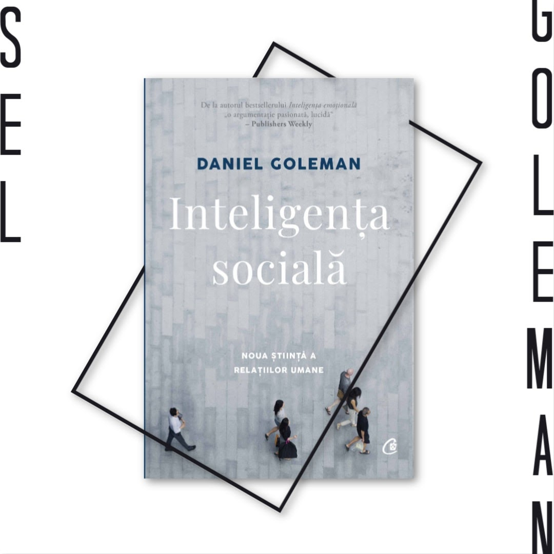 Daniel Goleman, Inteligenta Sociala