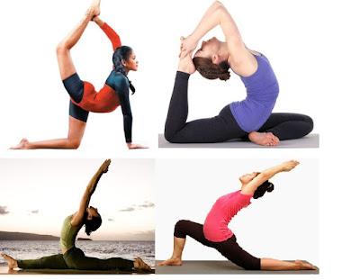 yogasana-yoga type