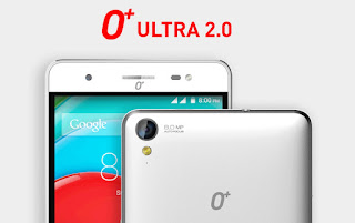 O+ Ultra 2.0 Announced, Boasts 4000mAh Battery and 40GB of Storage
