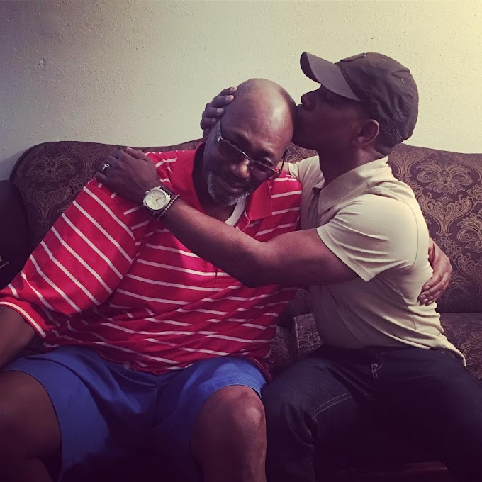 Kirk Franklin shares Powerful Message on Forgiveness as he reunites with Biological Father