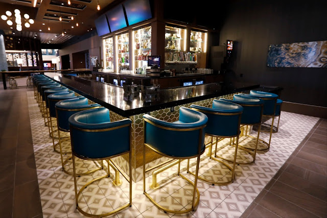 Cinemark's new concept in Frisco elevates its movie-watching environment with chef-inspired cuisine, craft cocktails and inviting atmosphere.