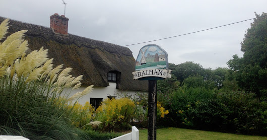 Dalham village - in the footsteps of my ancestors