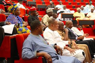 News: Fuel scarcity! Senate begs Nigerians, speaks on inviting Petroleum Minister, Buhari
