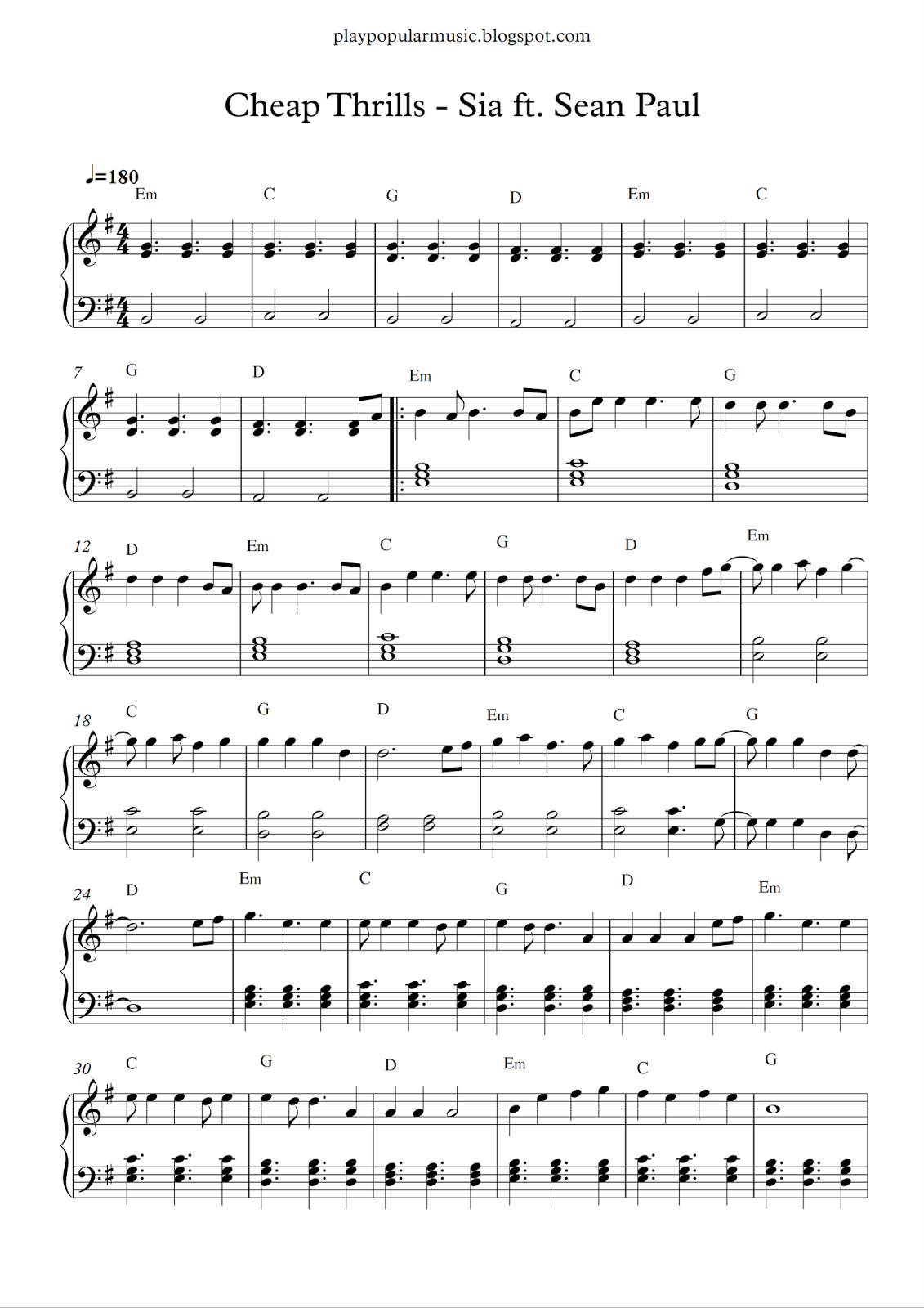 Paint My Love Piano Sheet Music Pdf 4k Pictures 4k Pictures