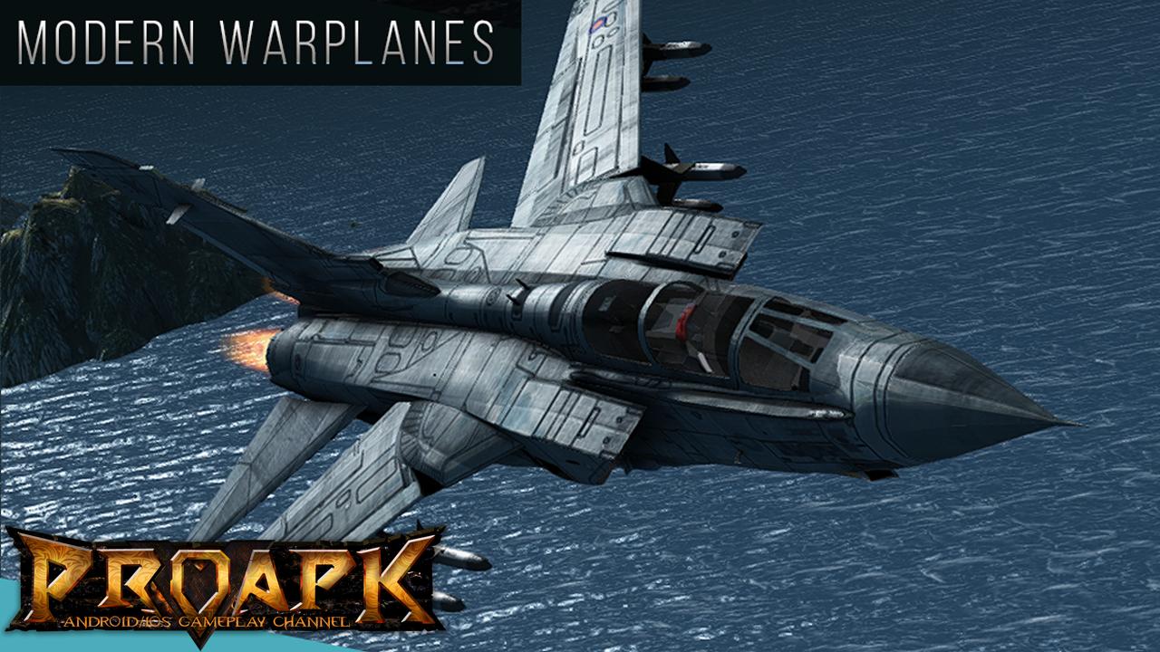Modern War Planes