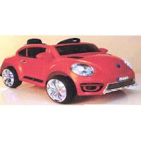 mobil mainan aki MOB VW Beetle