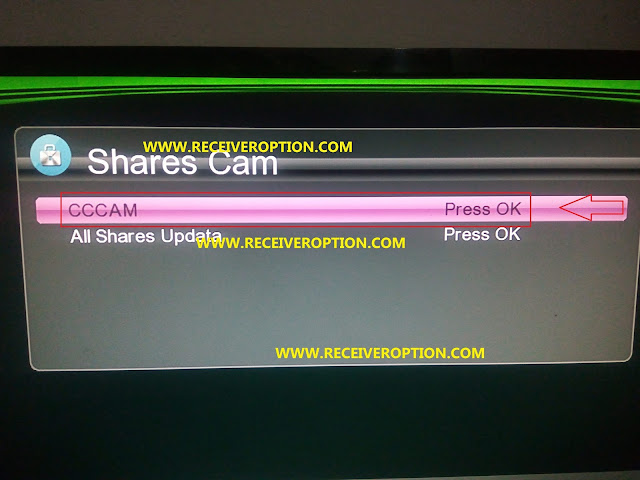 STAR TREK MODEL 1818 HD RECEIVER CCCAM OPTION