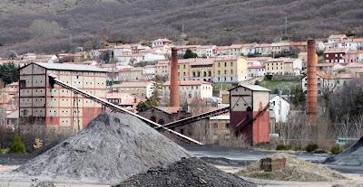 Lavadero de carbón de Barruelo de Santullán