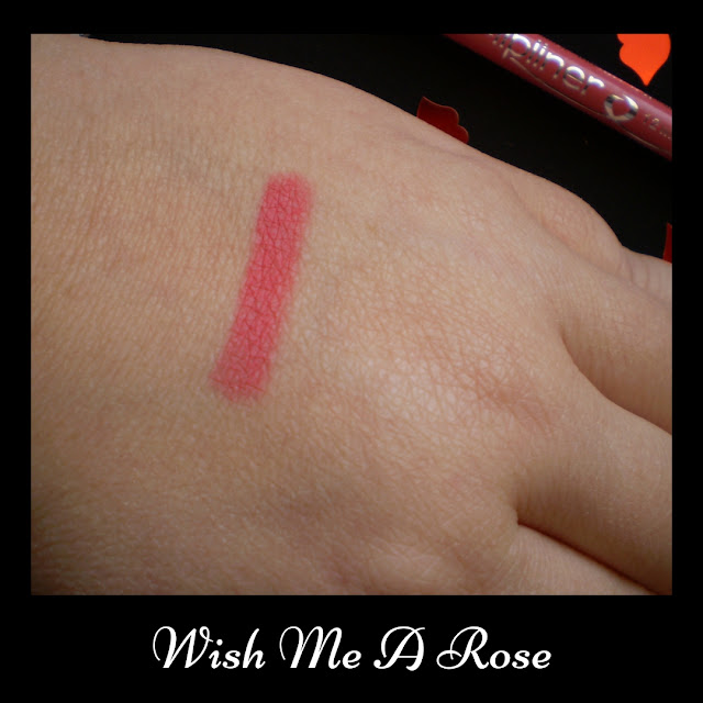 essence lipliner wish me a rose