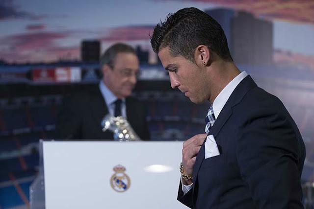 """Real đại loạn: Ronaldo từ mặt Perez, muốn chuộc thân giá """"bèo"""""""