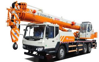 Phụ tùng cần cẩu Zoomlion- giảm tốc tời thay thế cho cần cẩu Zoomlion 25 tấn  QY25V- Winch reducer