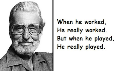 """Dr. Seuss Quotes About Work"""