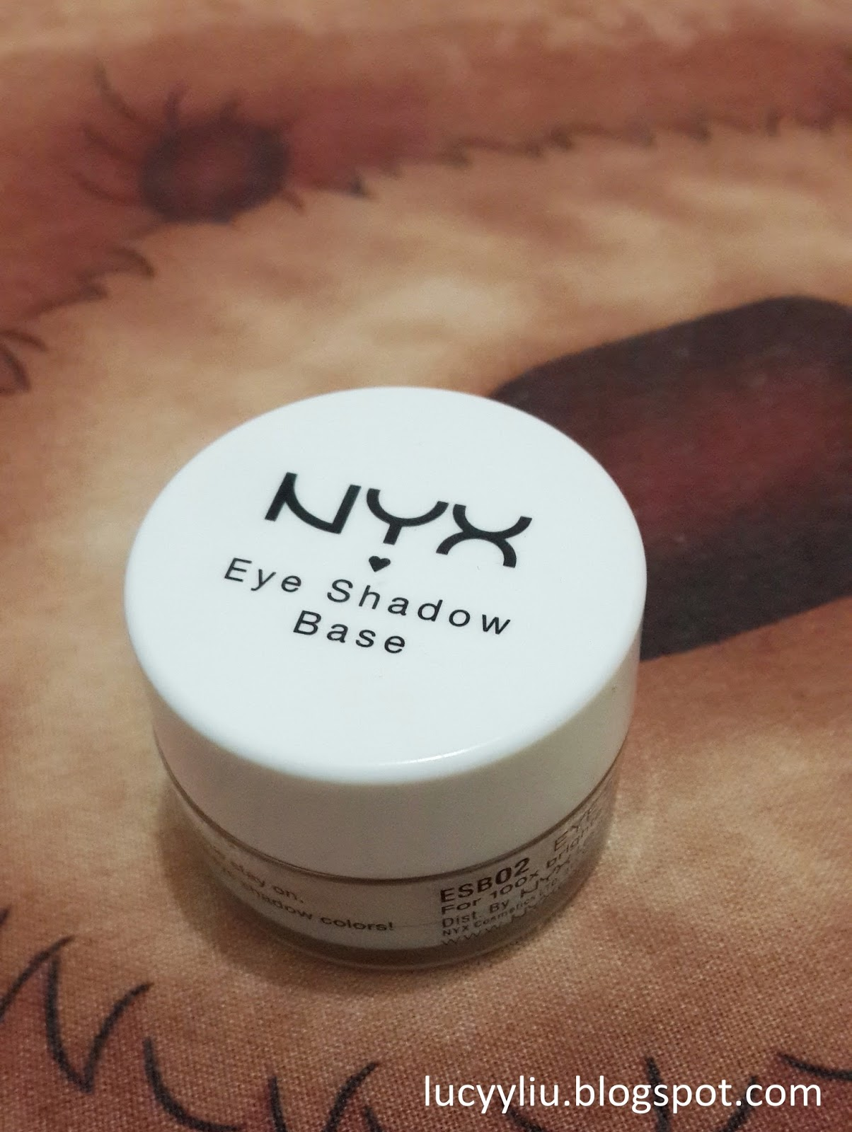 NYX Eye Shadow Base review