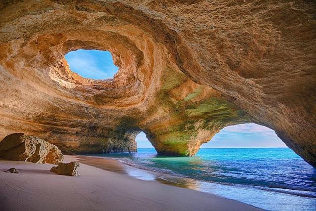 Green Pear Diaries, viajes, turismo, destinos turísticos, naturaleza, Cuevas de Algarve, Portugal