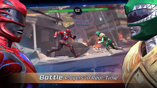 Power Rangers Legacy Wars APK - berliandroid.blogspot.com